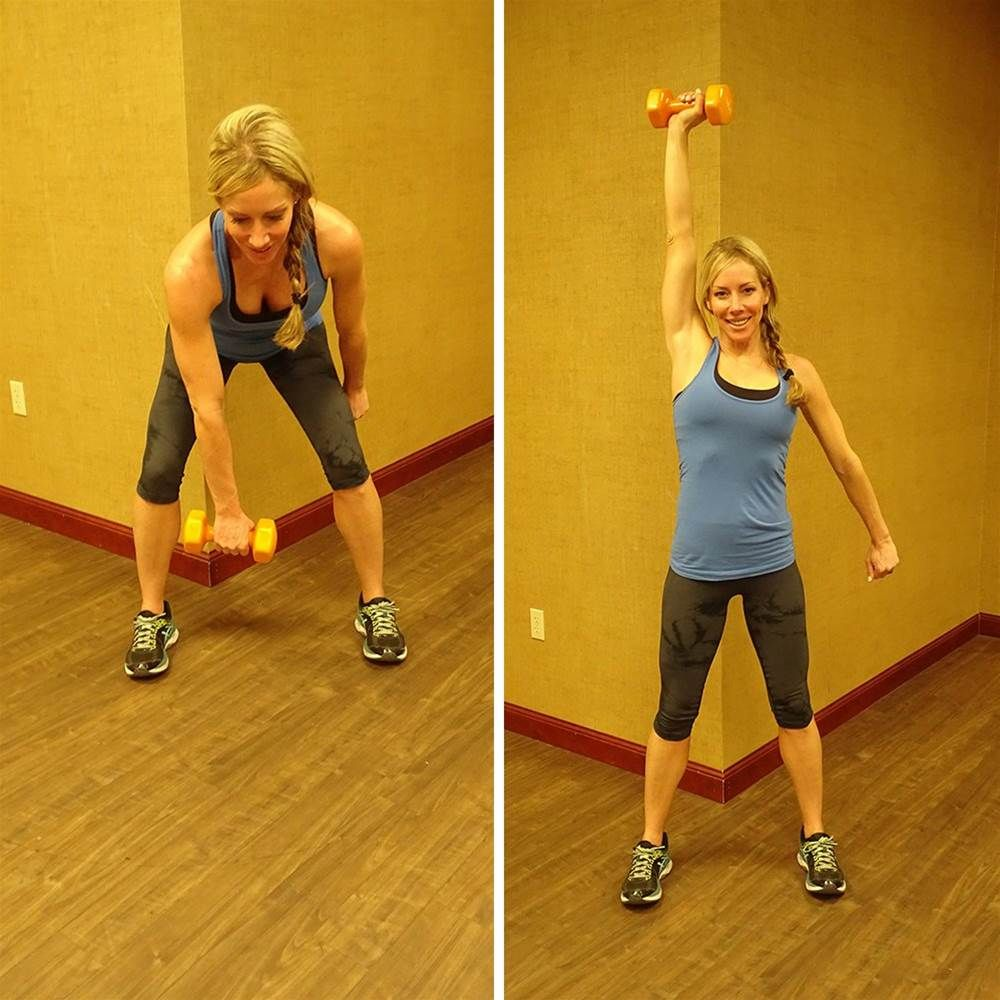 The 4-Minute Upper Body Makeover You Need To Try