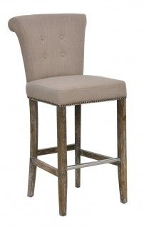 Vicente Barstool Tan Want one of these? Contact us at 858-255-9050. www.shelleysassdesigns.com