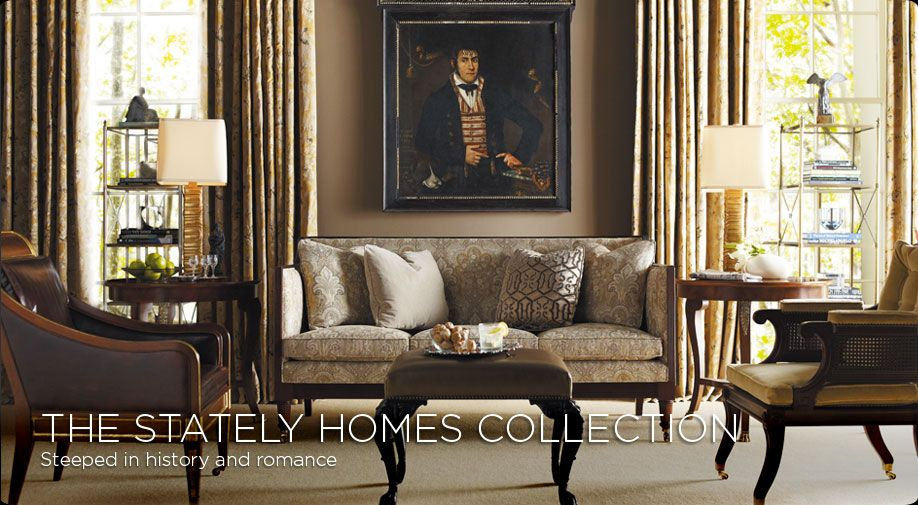 Baker The Stately Homes Collection Steeped In History And
