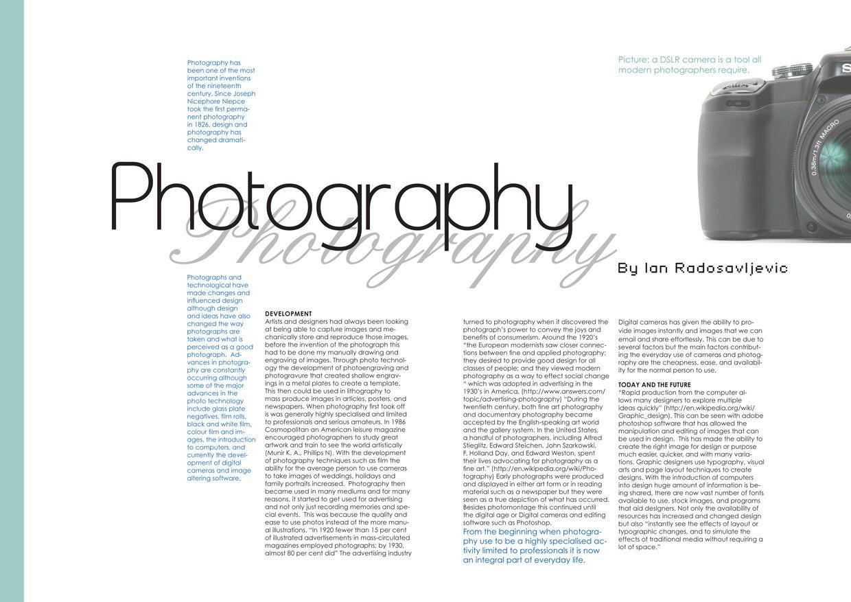 A3 magazine page layout magazine page layouts magazine for Magazine design ideas