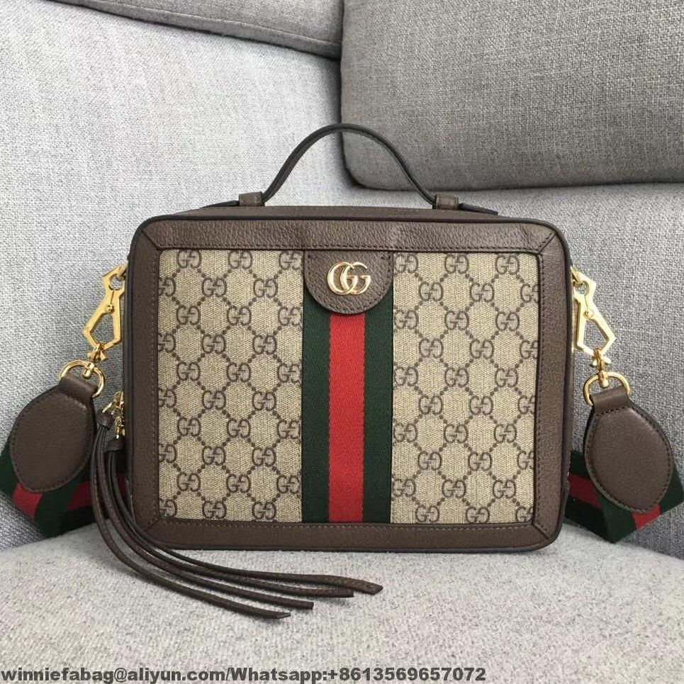 ac563701b20 Gucci Ophidia Small GG Shoulder Bag 550622