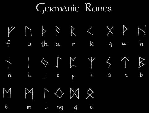 Pin Von Sebastian Auf Zukunftige Projekte Alte Runen Runen Runenalphabet