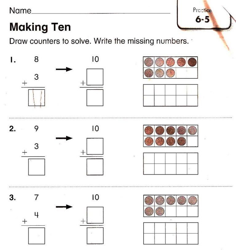 Worksheets For 4 Years Old Kids 1st Grade Math Worksheets Printable Math Games Math Worksheets