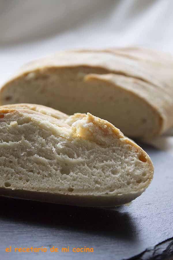 Pan de cerveza | El recetario de mi cocina