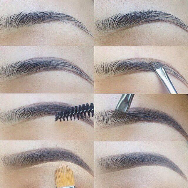 Pin By Laura On Make Up Pinterest Make Up Eyebrow And Brows