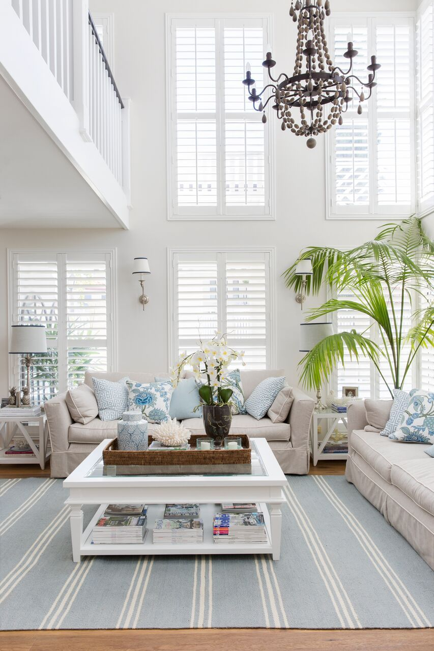 100 Incroyable Idées Hamptons Style Interior Design