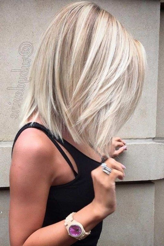 Charming Blonde Hairstyles - lilostyle