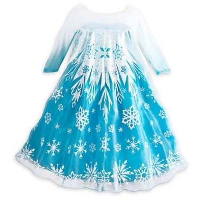 7d5e9aa79 Disfraz Elsa Frozen Original De Disney Agotado -   1