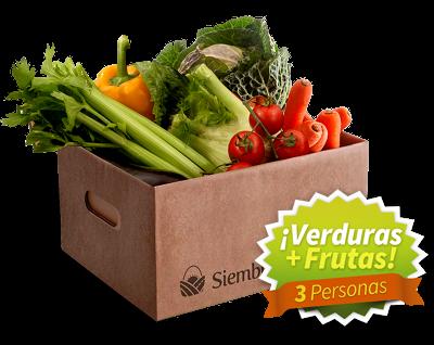 Frutas y Verduras - 24 de Octubre — SiembraViva