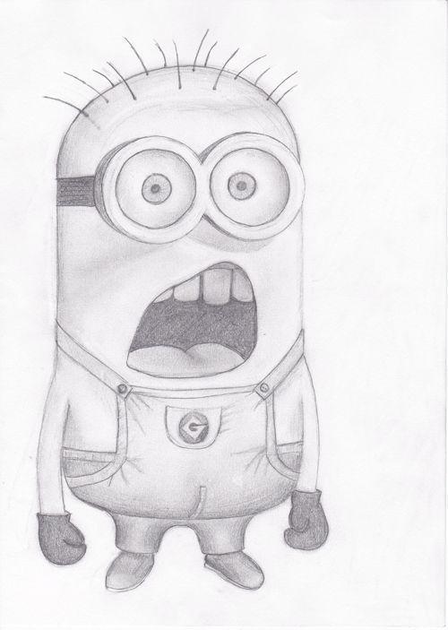 Mein Disney-Zeichnen - Zeichnen; Skizzieren; Strichmännchen; Bleistiftzeichnung ...