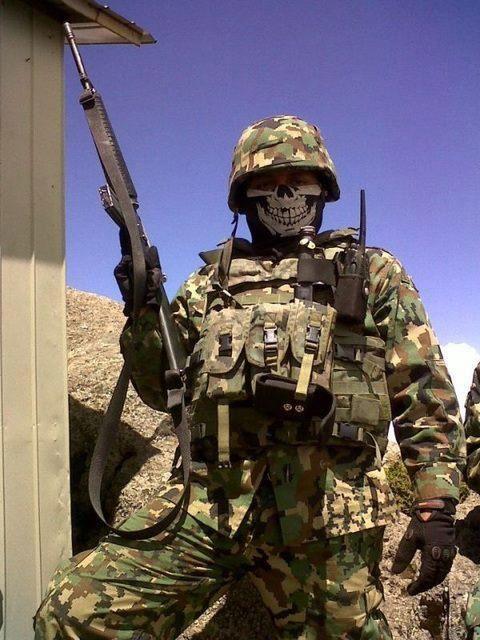 Fuerzas Especiales Marina Armada De Mexico Military Soldiers Military Special Forces Military Outfit