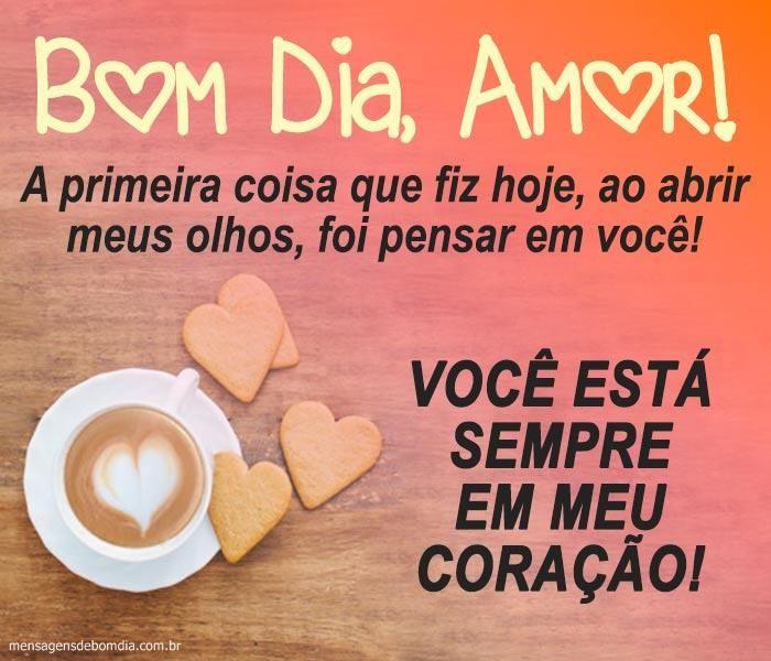 Bom Dia Amor Bom Dia Amor Amor E Mensagens De Bom Dia