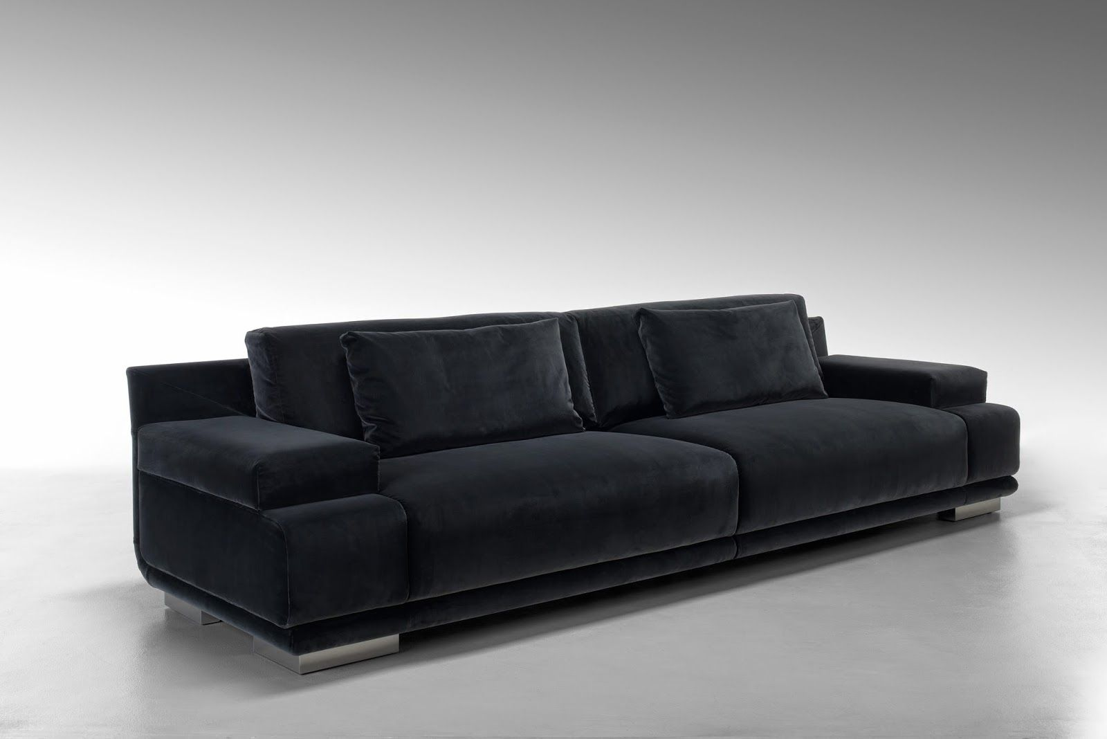Fendi casa artu sofa designed by thierry lemaire google for Casa sofa sillones