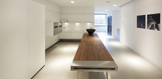 bulthaup - b2 keuken - showroom van boudewijn leenders in hasselt, Deco ideeën