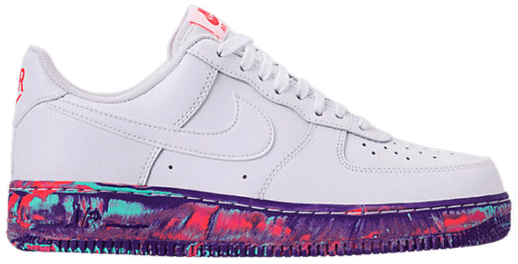 Air Force 1 '07 LV8 'MultiColor Marble' in 2020