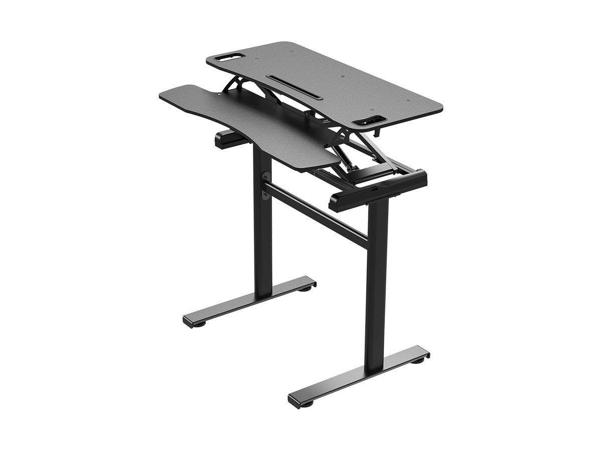Workstream by Monoprice Compact Standalone Sit-Stand ...