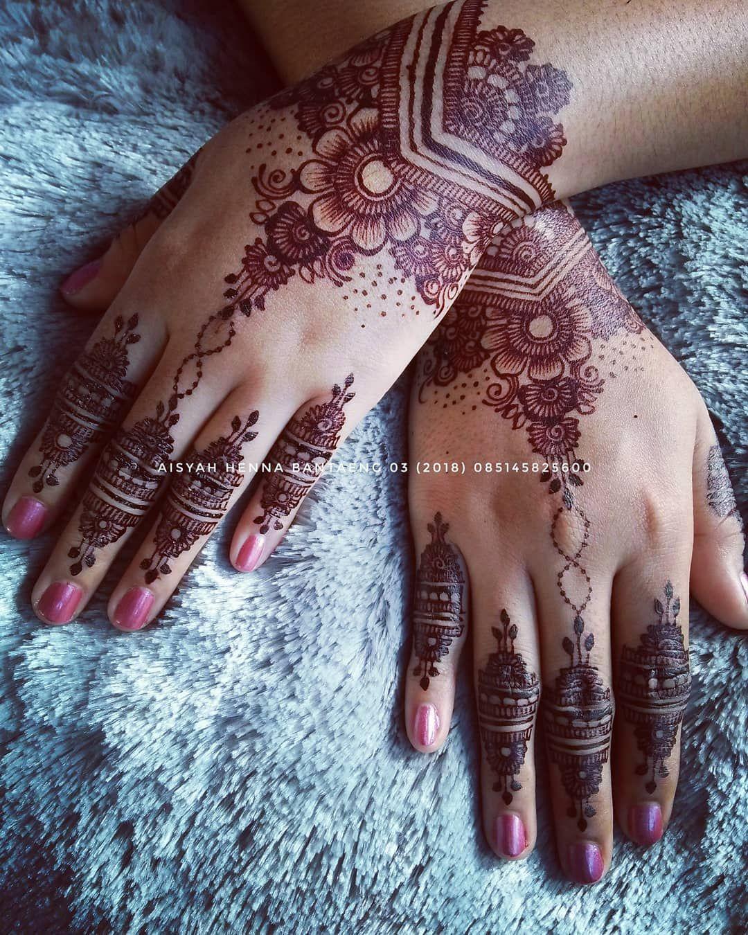 Henna wedding for dek susi Info price list silahkan hubungi kontak d