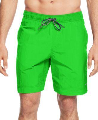 1a2c19e0c8659 TOMMY HILFIGER Tommy Hilfiger Men'S Tommy Swim Trunks. #tommyhilfiger  #cloth # swimwear