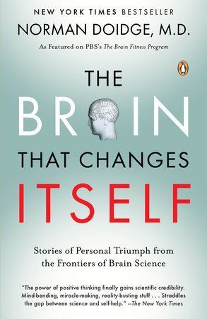 Brain Power: The Brain That Changes Itself by Norman Doidge. #brain #psychology #selfimprovement #brainhealth