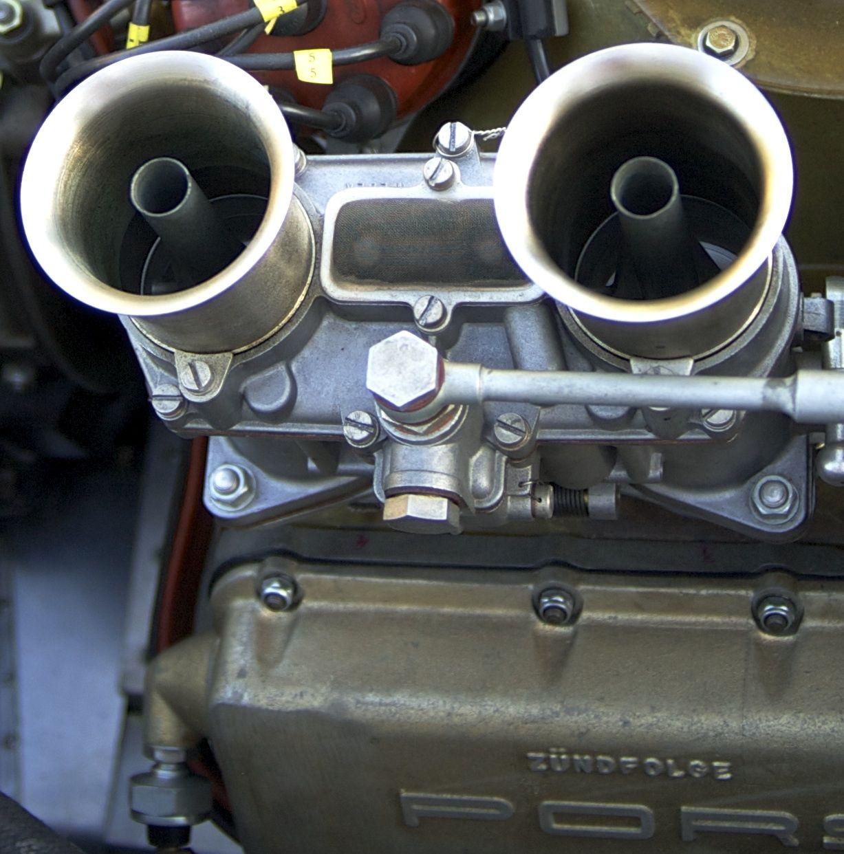 2.0 8cylinder Porsche Car engine, Motorcycle engine
