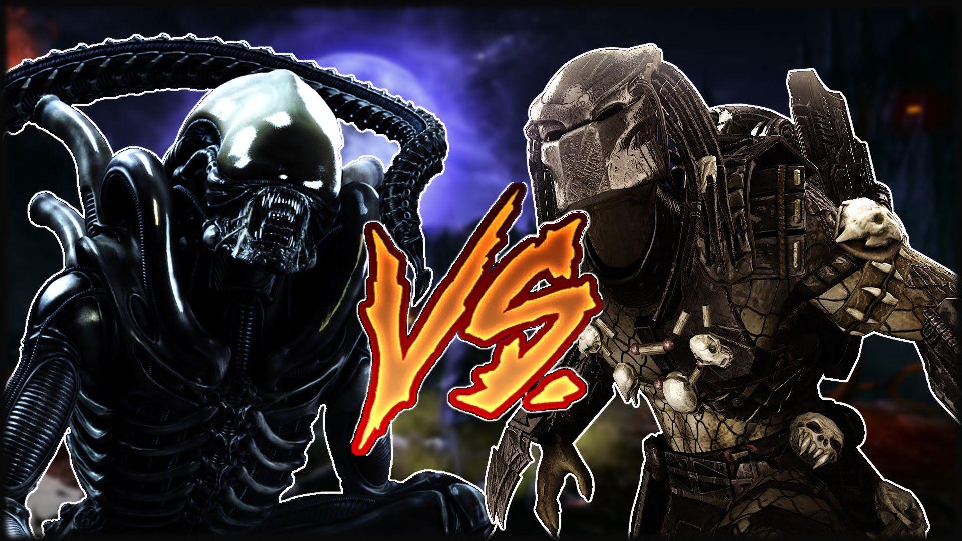 Alien Vs  Predator | Mortal Kombat X Gameplay | Mortal