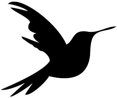 Plotterliebe Hummingbird