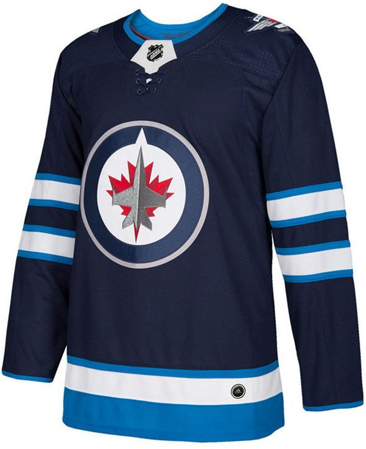 002fd766c9c27 adidas Men Winnipeg Jets Authentic Pro Jersey   Products   Nhl ...