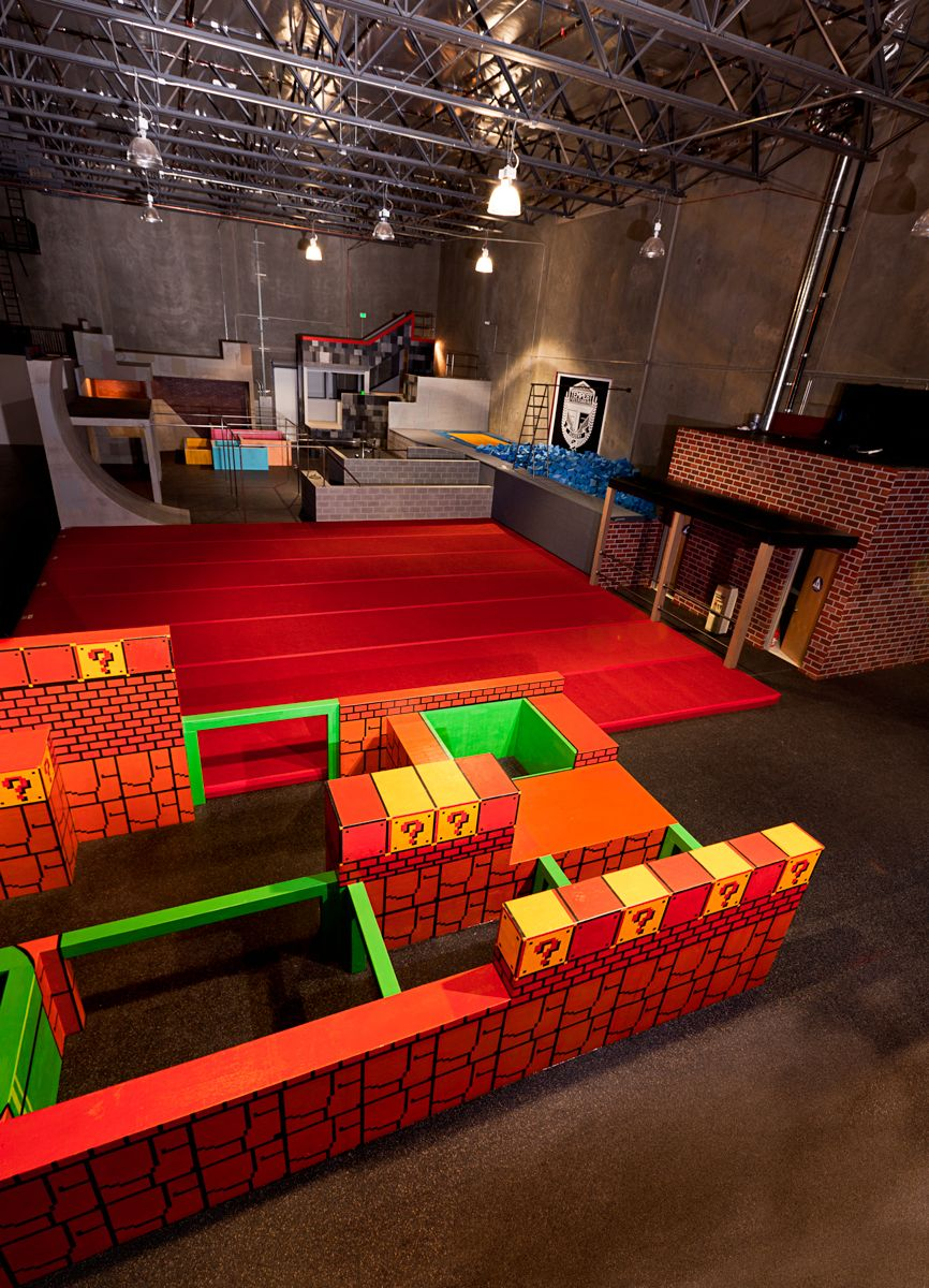 Tempest FreeRunning and Parkour Academy & gym in