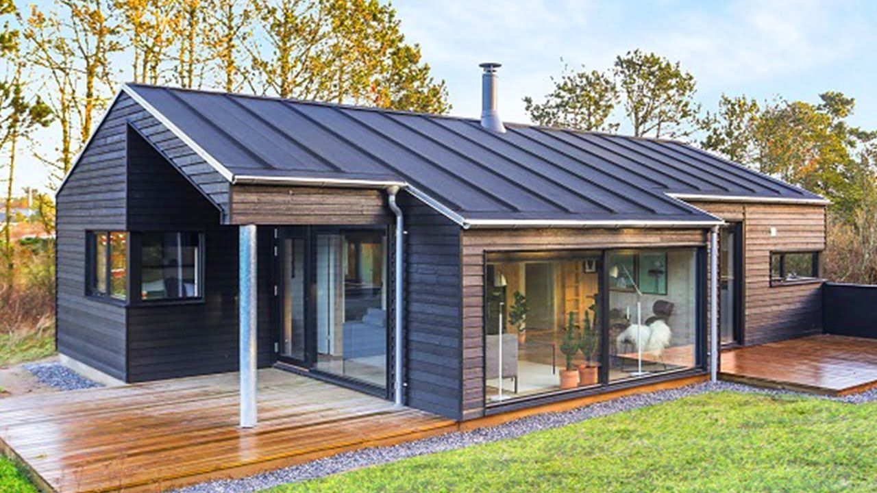 Incredibly Stunning Summer House Cottage For Sale From Sonne Huse Small Summer House Tiny House Big Living Beautiful Small Homes