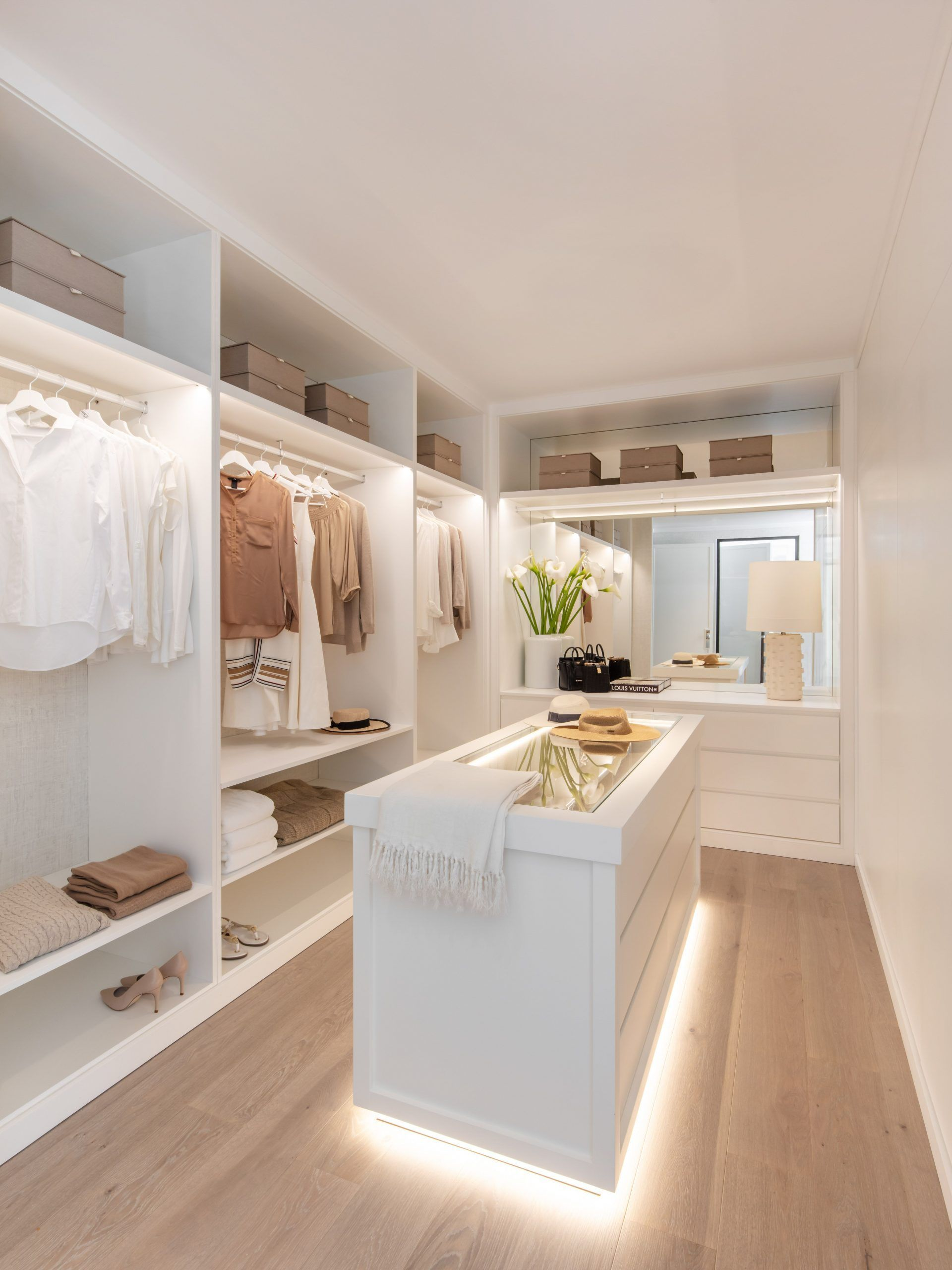Dream Closet Modern garderob dröm modern Dream