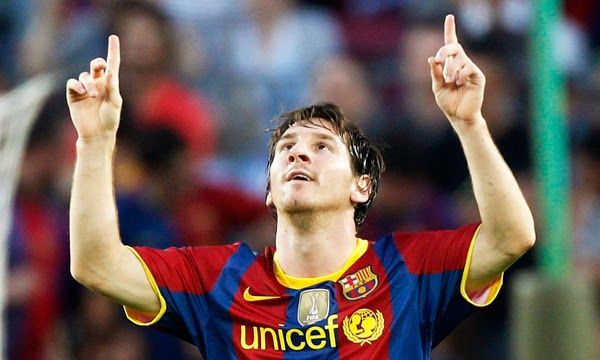 Pin En Messi 10
