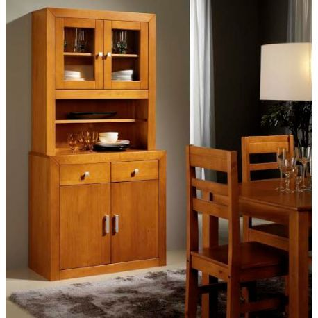 Mueble alacena para cocina o comedor modelo kinus nova - Puertas de comedor ...