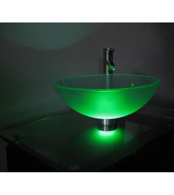 Vessel sink mounting ring LED light (ML119), BathImports 70% off ...
