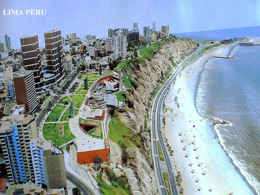 Miraflores, lima-Perú