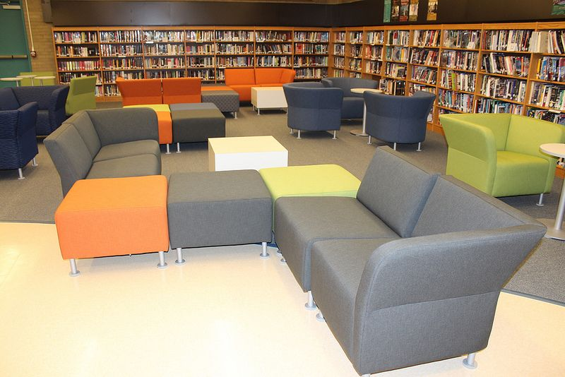 new library seating area pinterest library furniture learning
