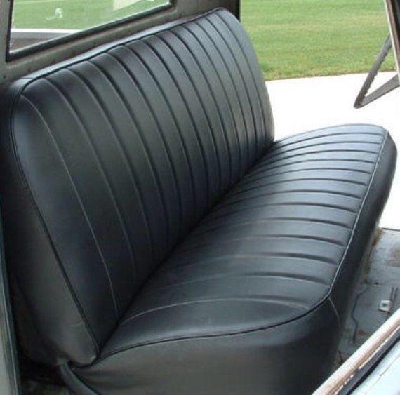The Easy Rider Custom Truck Bench Upholstery 1953 Etsy In 2020 Custom Trucks Rat Rods Truck Rat Rod