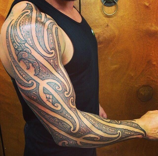 Body Art World Tattoos Maori Tattoo Art And Traditional: Done At House Of Natives Aotearoa