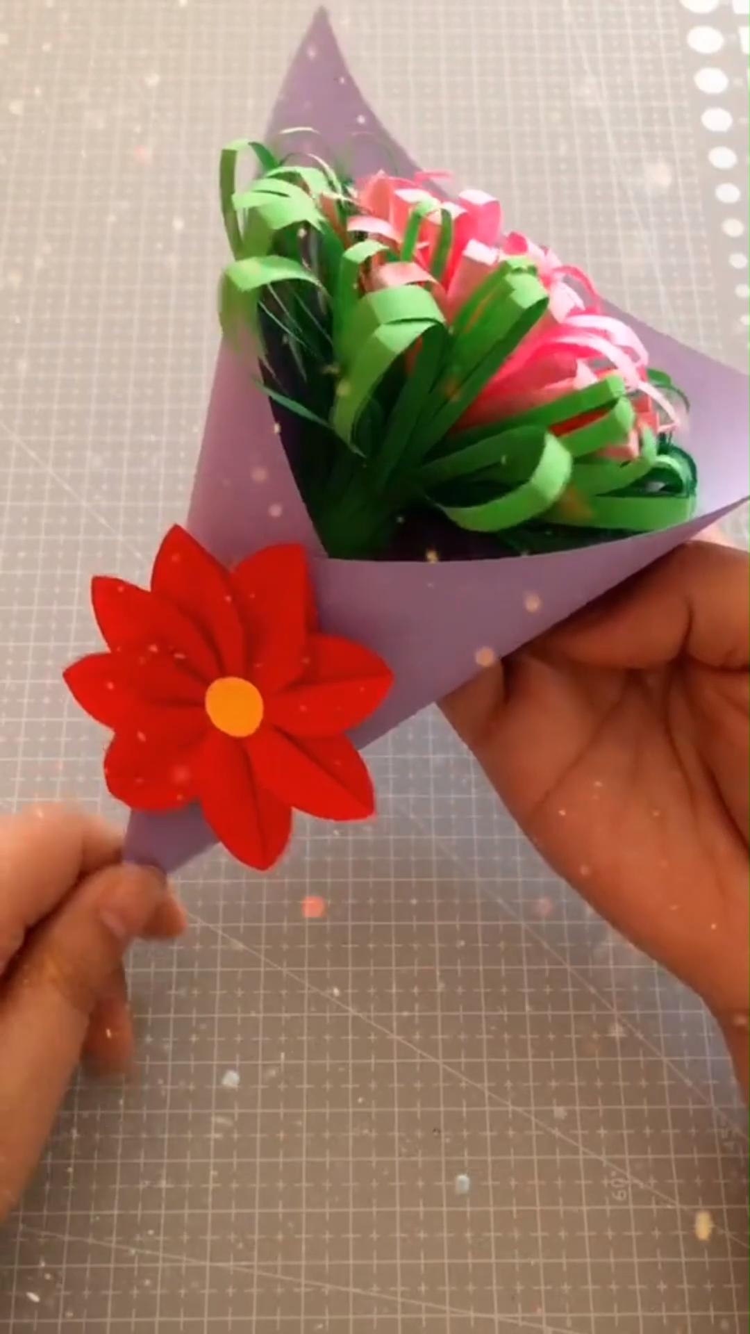Photo of DIY Papierblumenstrauß – DIY Papier Blog