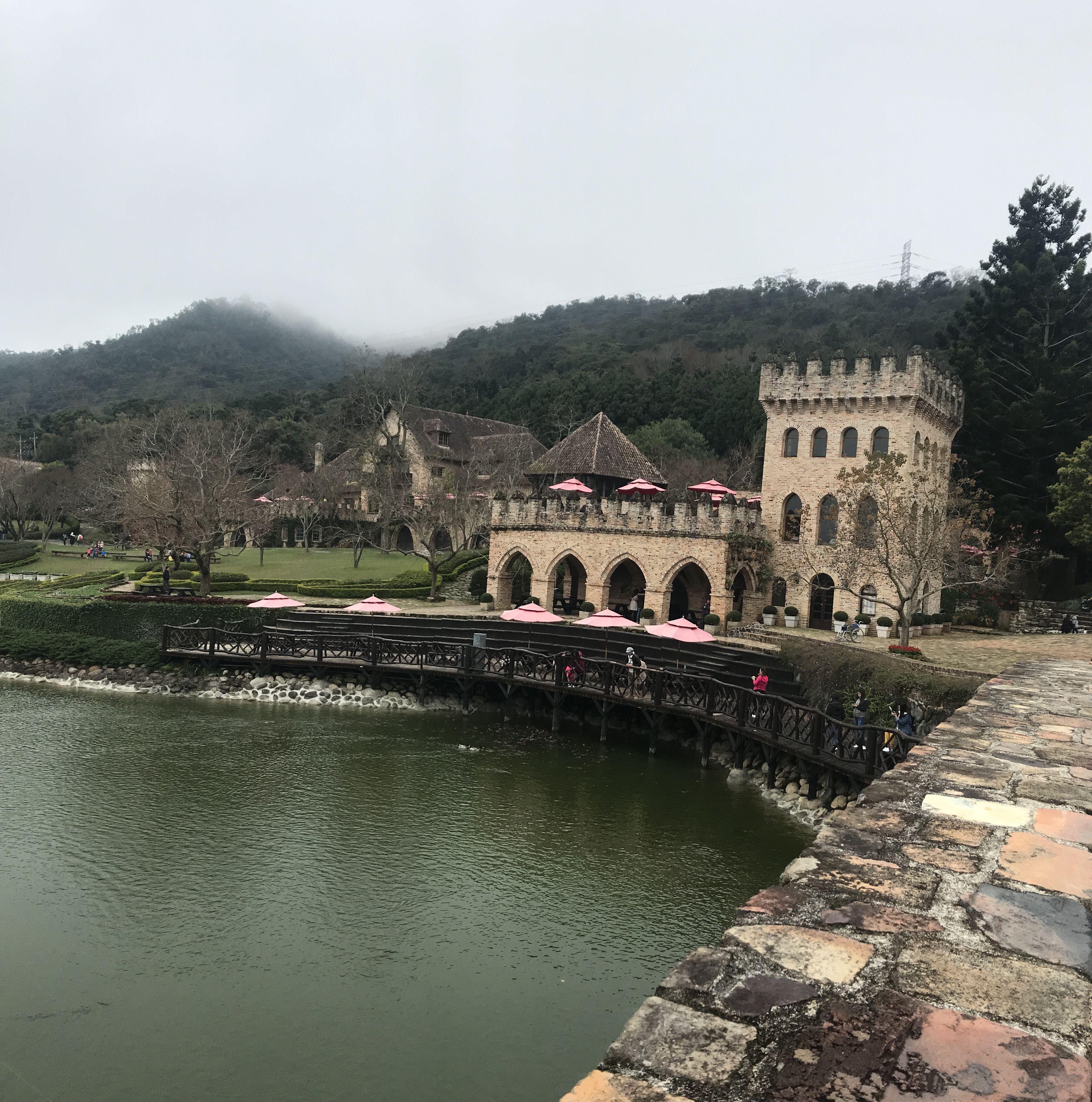 Xinshe Castle Taichung Taiwan Wanderlust Taiwan Castle