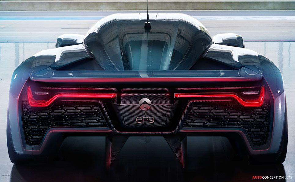 2016 Nio Ep9 World S Fastest Electric Car