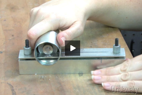 Learn how to use a jump ring maker! It's easy!