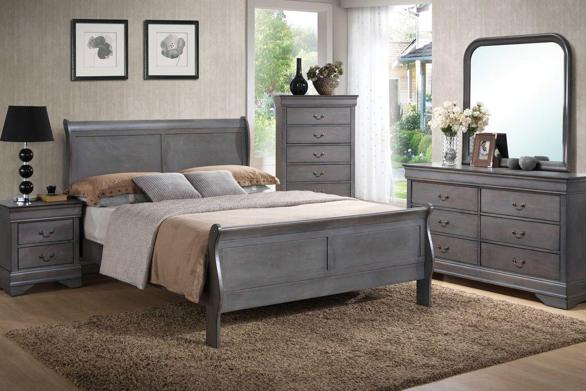 Sulton 5Piece King Bedroom Set Bedroom furniture sets