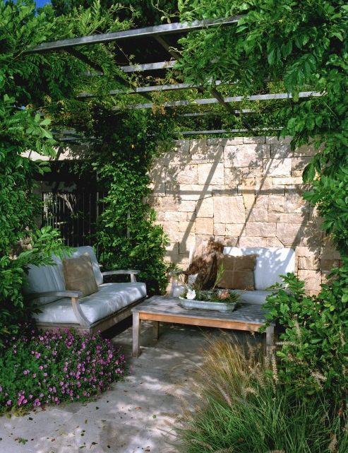 Merveilleux Top 17 Private Patio Designs For Botanical Garden U2013 Easy Backyard Decor  Project   DIY Craft (13)