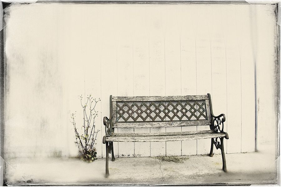 Old Ebey Bench by Tony Sweet on 500px