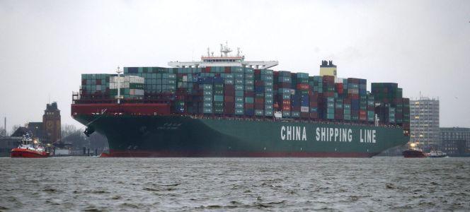 El retroceso del déficit comercial se produjo porque las ventas al exterior cayeron un 2,9% interanual, si bien las importaciones bajaron aún más, hasta el 3,6%.