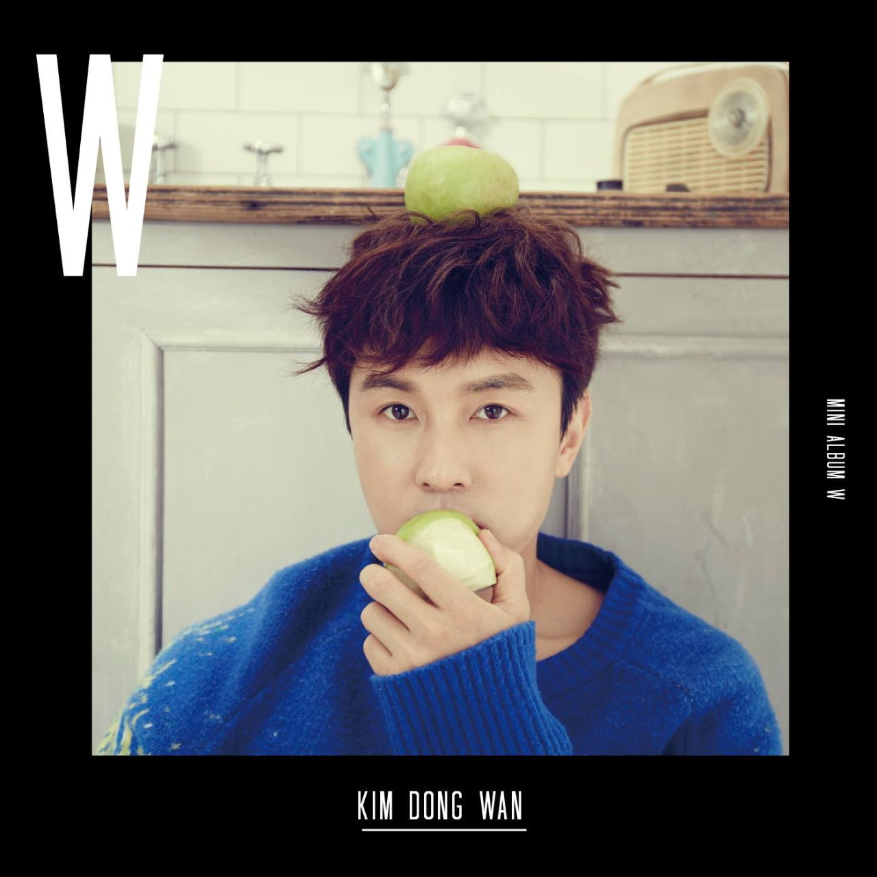 김동완-  Mini Album 'W'