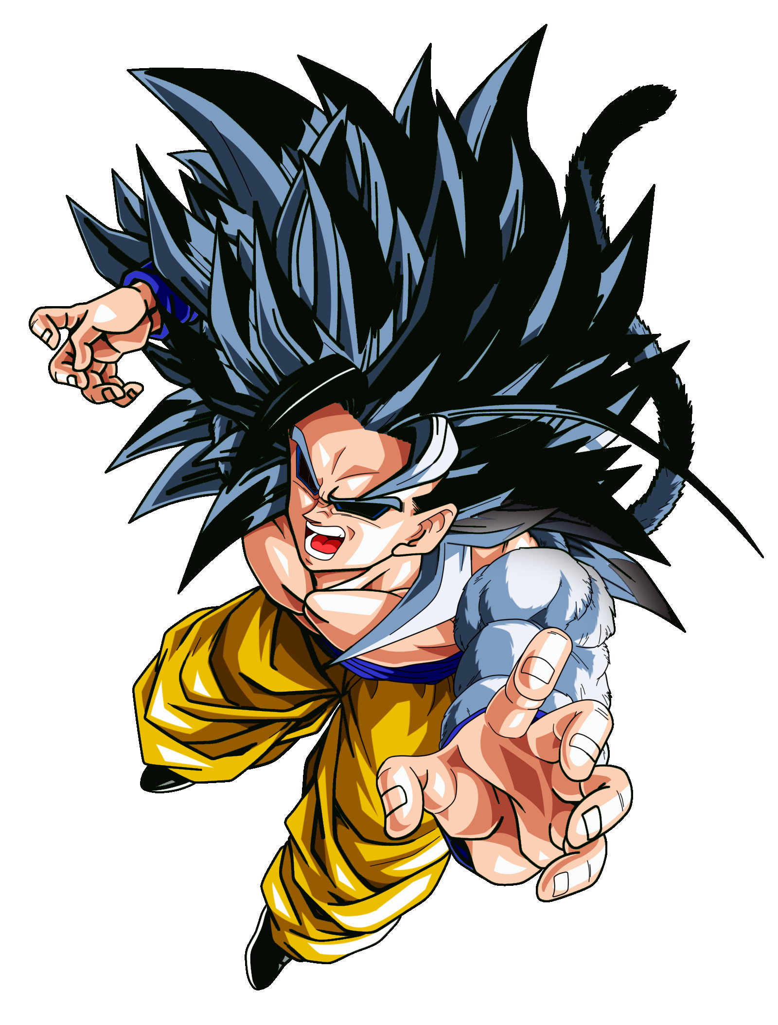 Dragon Ball Z Goku Ssj 5 Dragon Ball Goku Goku Super Saiyan