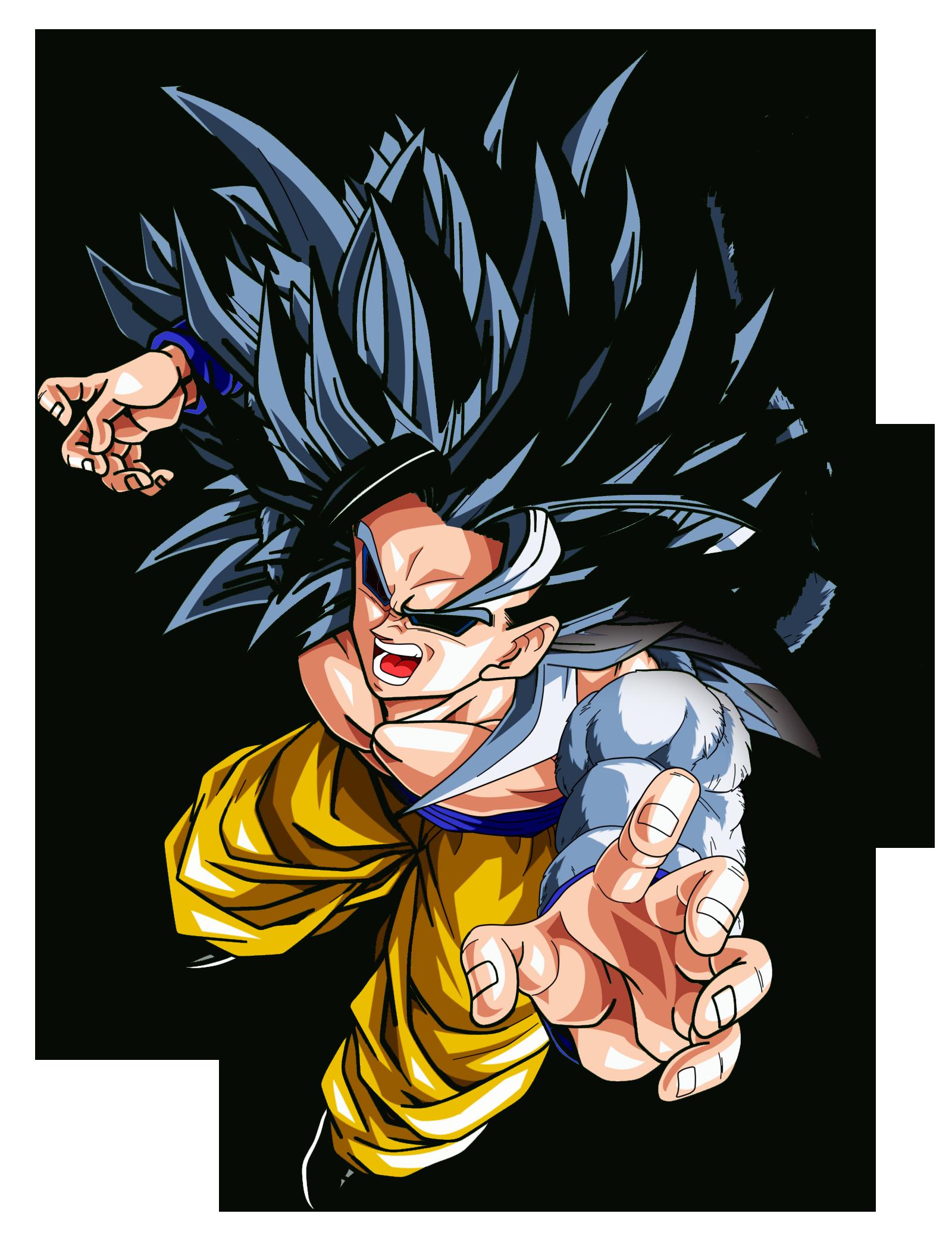 Dragon ball z goku ssj 5 dragon ball z dragon ball - Goku super sayan 5 ...