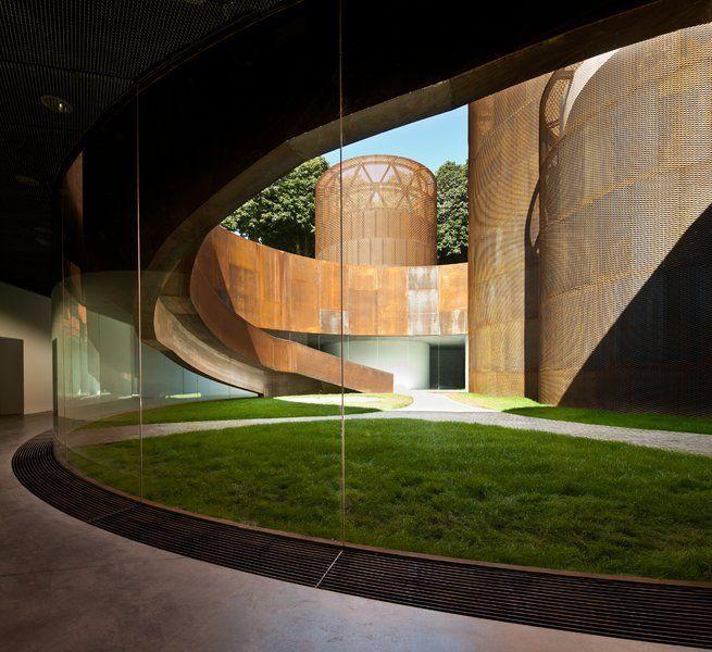 Galería   Museo Interactivo De La Historia De Lugo / Nieto Sobejano  Arquitectos   3