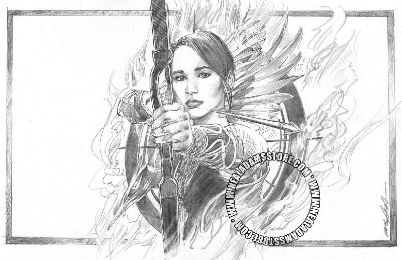 Hunger Games Coloring Pages | Hunger Games Pictures to Color ...